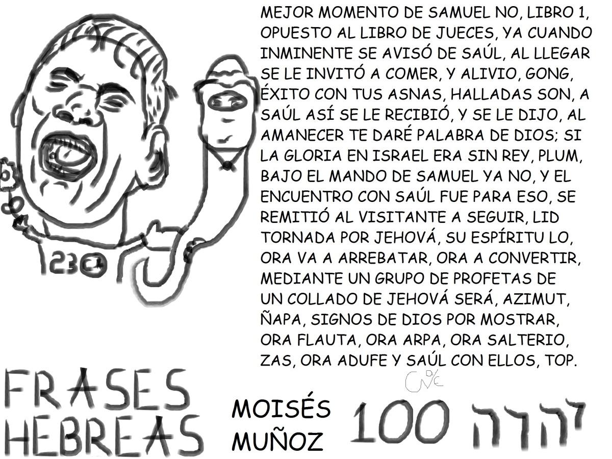 FRASES HEBREAS 100, MOISÉS MUÑOZ,@MOYMU23,