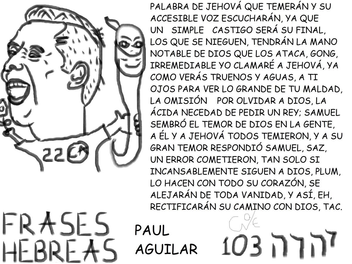 FRASES HEBREAS 103, PAULAGUILAR,