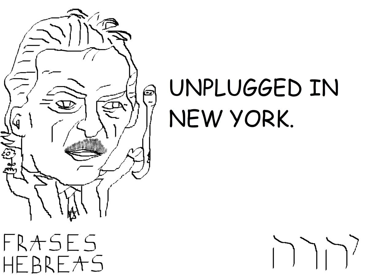 UNPLUGGED IN NEWYORK