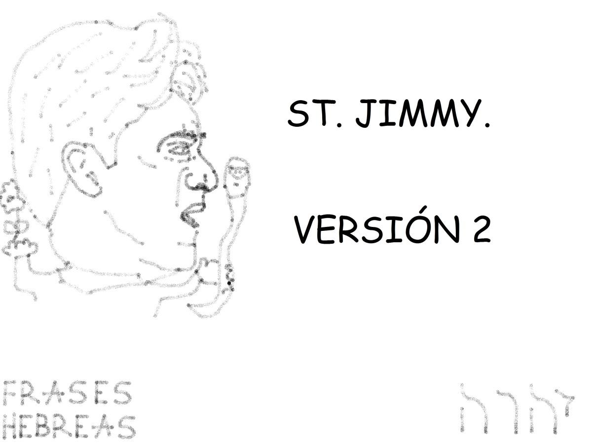 ST. JIMMY VERSIÓN2