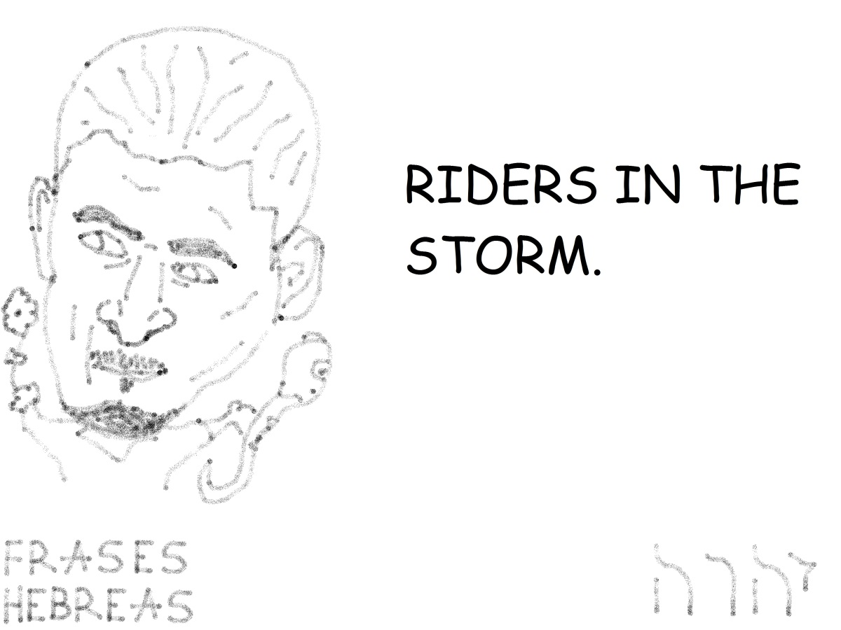 RIDERS IN THESTORM