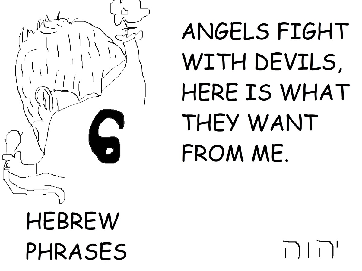ANGELS FIGHT WITH DEVILS, HERE IS WHAT THEY WANT FROMME