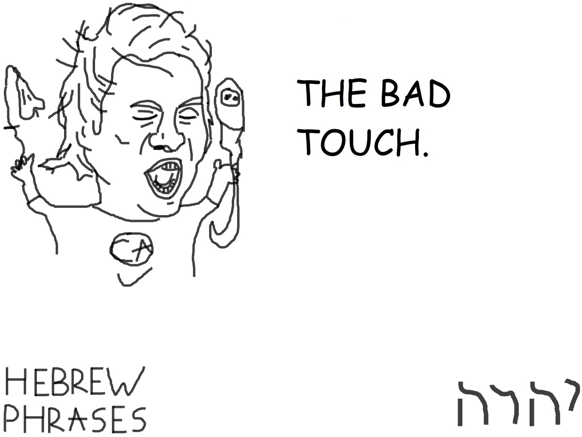 THE BAD TOUCH