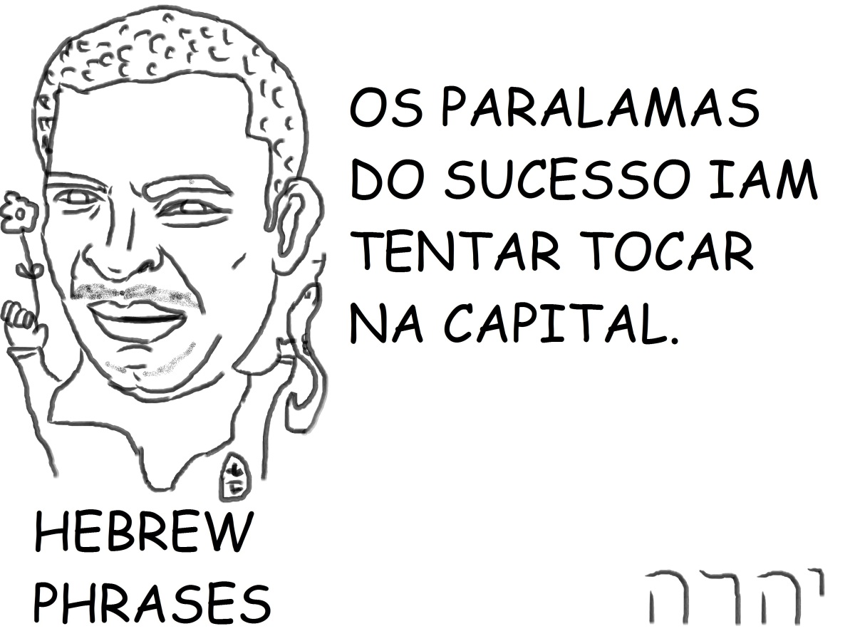 OS PARALAMAS DO SUCESSO IAM TENTAR TOCAR NACAPITAL