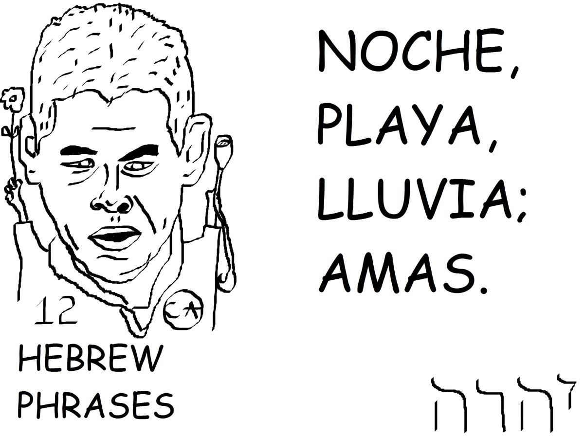 NOCHE, PLAYA, LLUVIA;AMAS