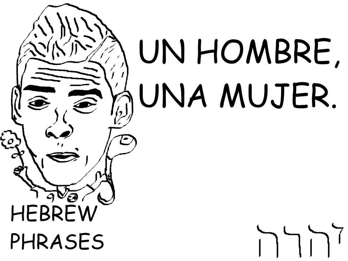 UN HOMBRE, UNAMUJER