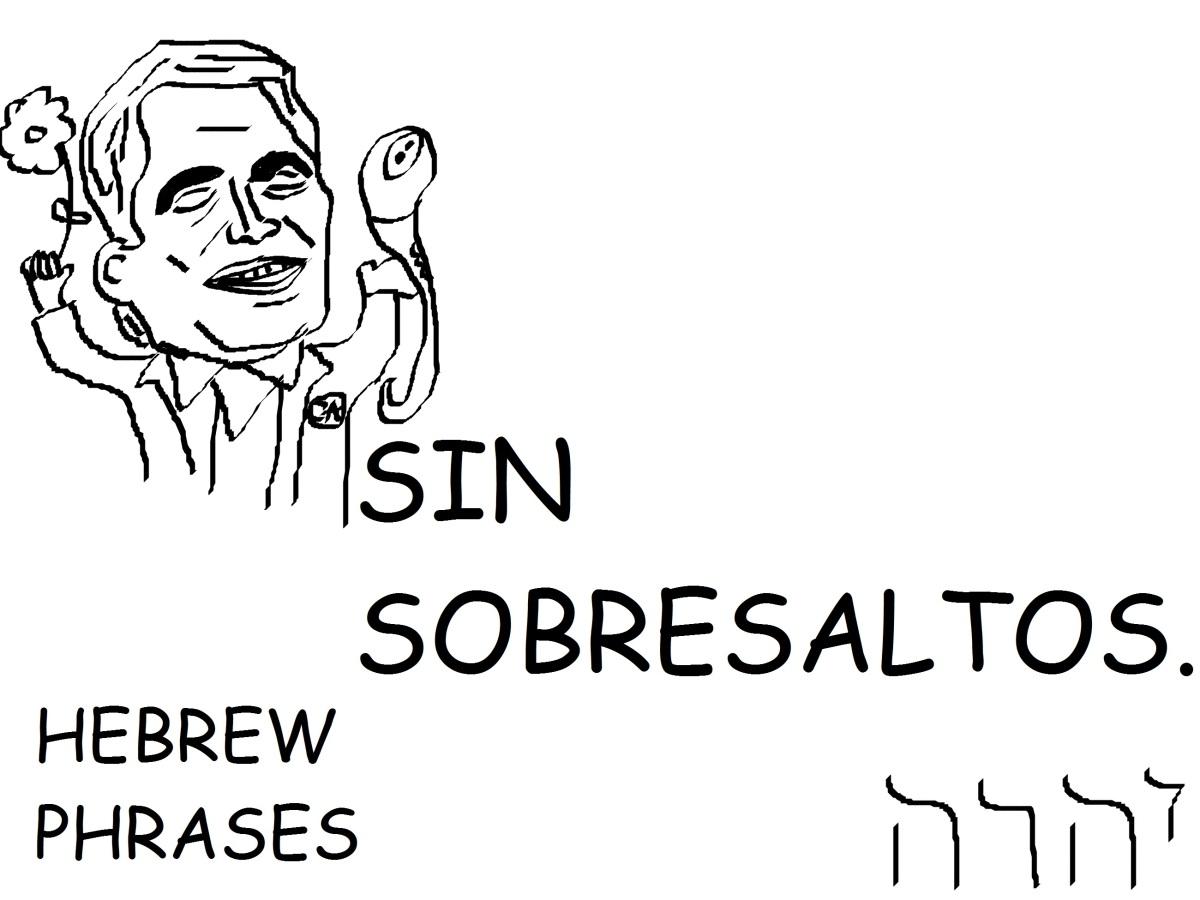 SIN SOBRESALTOS