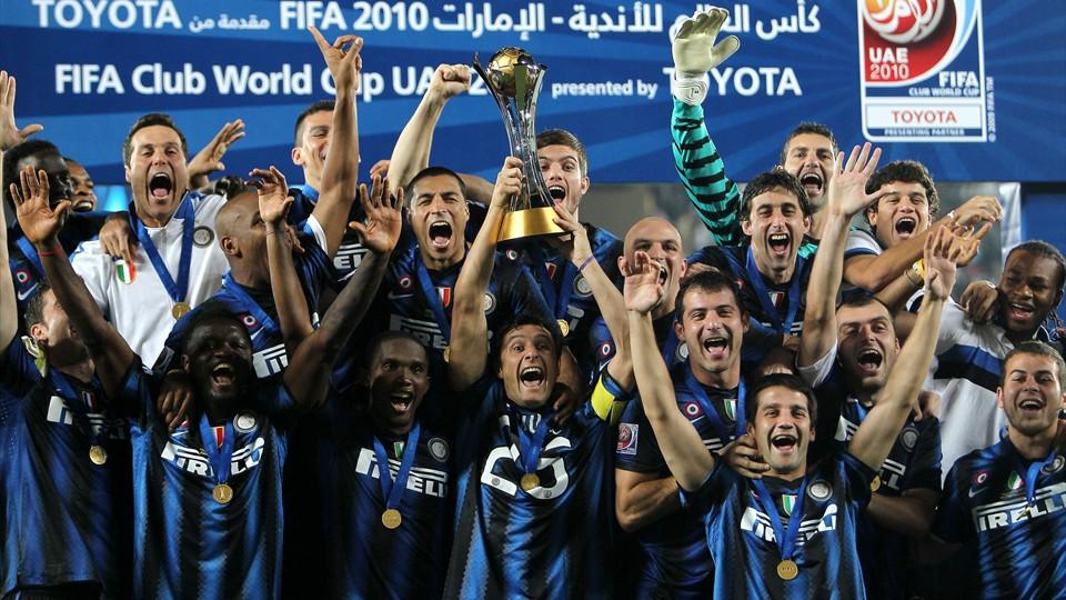 Resultado de imagen para INTER 2010 mundial de clubes
